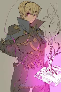 Fire Emblem: If/Fates - Leon