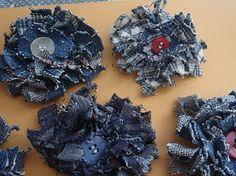 woo hoo - blue jean flowers
