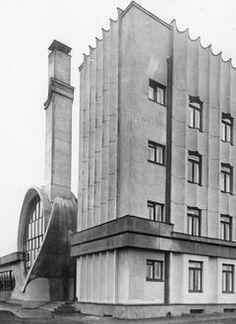 Gosplan Parkhaus von Konstantin Melnikow
