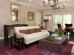 Glam organic design for the 2012 Designer Showhouse of NJ.