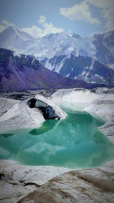 #kyrgyzstan #mountains #lakes #naturetunnel