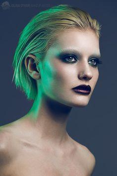 Model: Izzy MUA/Hair: Jolina O'Hair | Makeup Artist Photography/Editing: Geoff Jones - Photographer | |