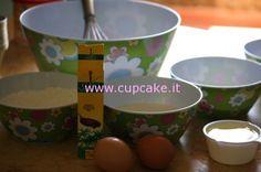 Ricetta per realizzare #cupcakes alla #vaniglia @guarnireipiatti