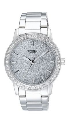 Citizen Watch - Women's Stainless Steel - EL3020-52A #GiftIT #Kohls