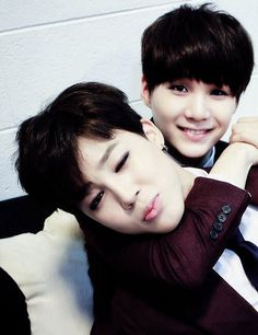YoonMin (I may have pinned this already I'm not sure)