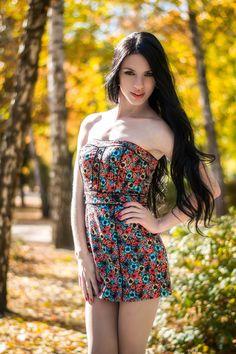 Gt Beautiful Ukraine Lady