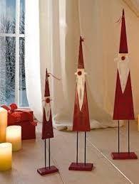 weihnachtsdeko-buy-h - Navidad Wooden Christmas Decorations, Christmas Wood Crafts, Outdoor Christmas, Homemade Christmas, Rustic Christmas, Christmas Art, Christmas Projects, Simple Christmas, Holiday Crafts