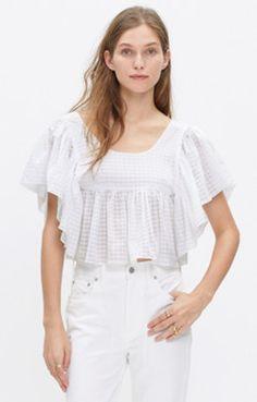 Loup Charmant™ Corfu Cropped Shirt