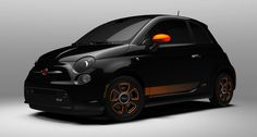 2013 Fiat 500e with e-Sport Package.