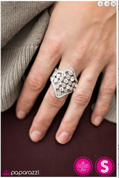 January 2015 Fiercely 5th Avenue Ring