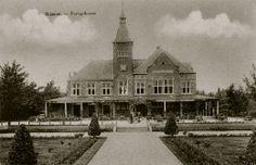 Het parkgebouw in Rijssen 100 jarig bestaan 2014