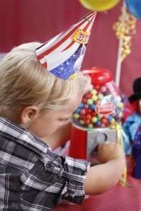 Circus/Carnival Birthday Party Ideas | Photo 18 of 18