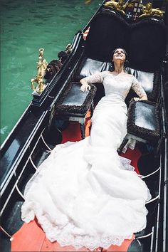 Getting married in Venice the city of Love