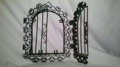Iron Gate Frame in sudaskcrsu's Garage Sale Rockaway, NJ for $30.00