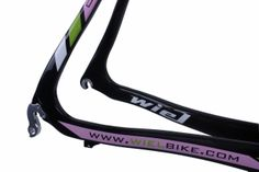 WIELBIKE FM-B076 carbon road/racing pink frame