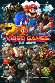 Video Games: The Movie, A Feature-Length Documentary About the Video Game Industry & the Culture It Has Created