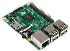삼성전자의 타이젠 OS가 보급형 저가 컴퓨터의 대명사인 라즈베리파이2 컴퓨터에도 포팅된다. 사진은 라즈베리파이2 보드. 사진=위키피디아