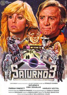 "Saturn 3 (1980) still has movie critics wondering ""why?"""