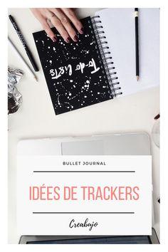 Idées de trackers pour bullet journal français. Quel tracker créer dans son bujo ?