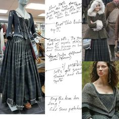 Terry Dresbach, Scottish Clothing, Outlander Costumes, 18th Century Clothing, Cosplay Tutorial, Beautiful Costumes, Period Costumes, Historical Costume, Festival Outfits