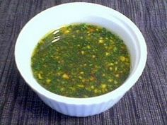 """Food Wishes Video Recipes: Almond and Parsley """"Salsa Verde"""" – It's easy being..."""