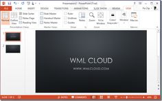 New Features Of MS PowerPoint 2013