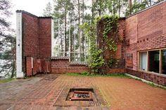 Alvar Aalto - Casa experimental, Muuratsalo (1953)