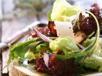 Frischer Herbstsalat Rezept | EAT SMARTER