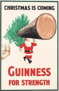 Another Christmas Guinness ad