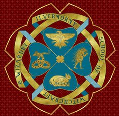 Ilvermorny School of Witchcraft and Wizardry crest<<I am a Thunderbird according to Pottermore <<<< cool, I'm a Pukwudgie according to Pottermore Harry Potter Love, Harry Potter Universal, Harry Potter Fandom, Harry Potter World, Percy Jackson, American Wizarding School, No Muggles, Yer A Wizard Harry, Fiction
