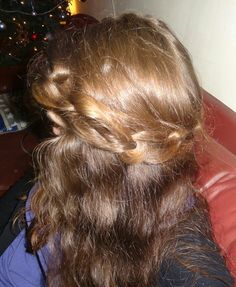 the knotted braid