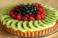 fruit tray (: