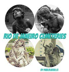 Rio de Janeiro Cemeteries,Statues,Pablo Lara H Blog