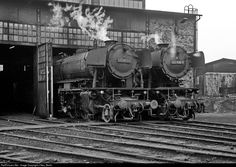 RailPictures.Net Photo: 023 073 Deutsche Bundesbahn Steam 2-6-2 at Dillingen, Germany by J Neu, Berlin