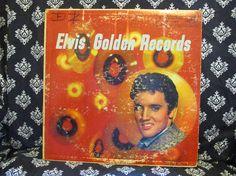 Elvis Presley Elvis' Golden Records Album Record LP