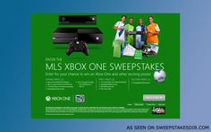 The MLS and Xbox One Sweepstakes