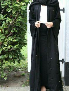 Arab Fashion, Islamic Fashion, Muslim Fashion, Modest Fashion, Fashion Outfits, Modest Wear, Modest Outfits, Hijab Trends, Mode Abaya