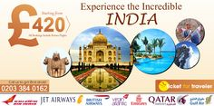 Want to go india