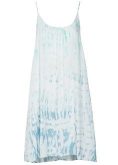 Tie Dye Swing Dress - Matalan