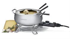 CFO-3SS - Electric Fondue Pot - Specialty Appliances - Products - Cuisinart.com