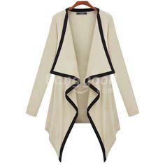 New Fashion Women's Cape Autumn Cardigan Jacket Coat ($3) ❤ liked on Polyvore