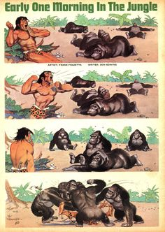 MAD MAGAZINE #106 1966 FRAZETTA Tarzan What Me Worry? Alfred E Neuman Bill Elder Wally Wood Kelly Freas Don Martin Jack Davis Mort Drucker