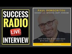 Success Radio Interview - Achieving Success, Fighting Cancer & Sales Mot...