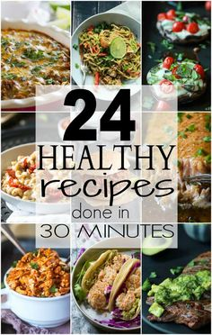 This weather calls for some quick & healthy comfort food- Check these recipes out! #EatingWellhtt p://bit.ly/1QiFvqr