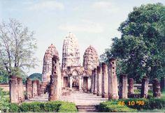 62_temple_khmer_à__sukhotaï