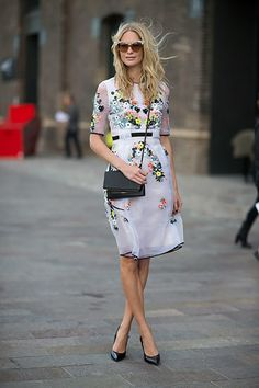Street Style London #SS14 http://somethingintheway5.blogspot.com.es