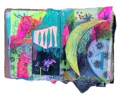 art journals - Cait Sherwood