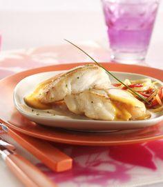 [RECETTE #4] Poêlée du pêcheur à l'indienne -  Produit Patak's associé : Sauce mango curry