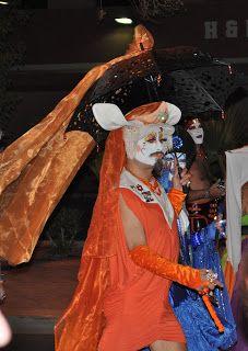 JD's Scenic Southwestern Travel Destination Blog: The Las Vegas Pride Parade!