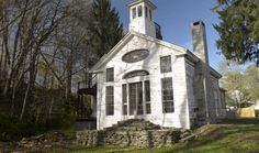 Decker House (rear)